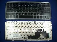 New Russian RU Laptop  Keyboard for HP Pavilion DM3 DM3-1000 Series Black