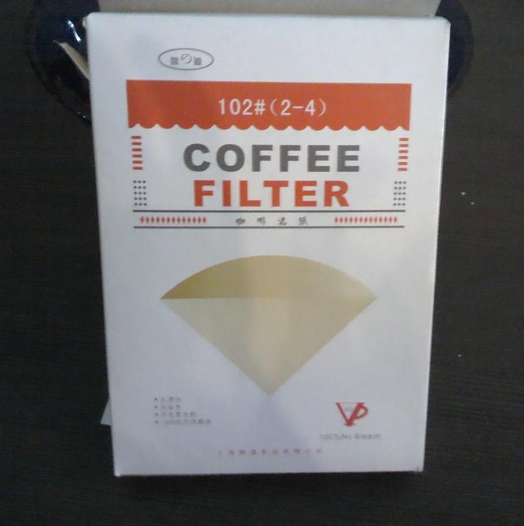 Taper-filter-paper-102-filter-paper-drip-coffee-utensils-american-coffee-machine-filter-paper ...