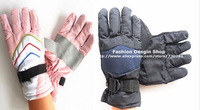 Free shipping 2013 new men's and women's outdoor skiing gloves wholesale gloves cycling glove quantity discount MS-003