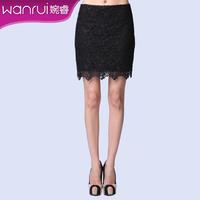 Women's summer 2013 ol slim hip short skirt plus size lace skirt bust skirt fashion