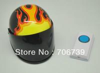 Novelty Design,Helmet Shape,Wireless Electronic Door Bell,fir hat door bell.