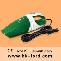 12v 75w Super Car Cleaning Vacuum Cleaner Green and white