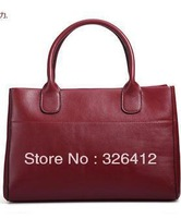 2013 caldwell genuine leather cowhide casual vintage women's handbag shoulder bag messenger bag free shipping