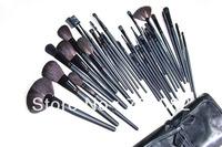 Professional Makeup Brushes 32 pcs Makeup Foundation Brush Set Facial Make up Brush Kit Makeup Brushes Tools Set E095302