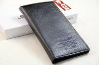 FREE SHIPPING! NEW Mens Purse Long Bifold Wallet Multi Pocket ID Photo Card Holder c12262