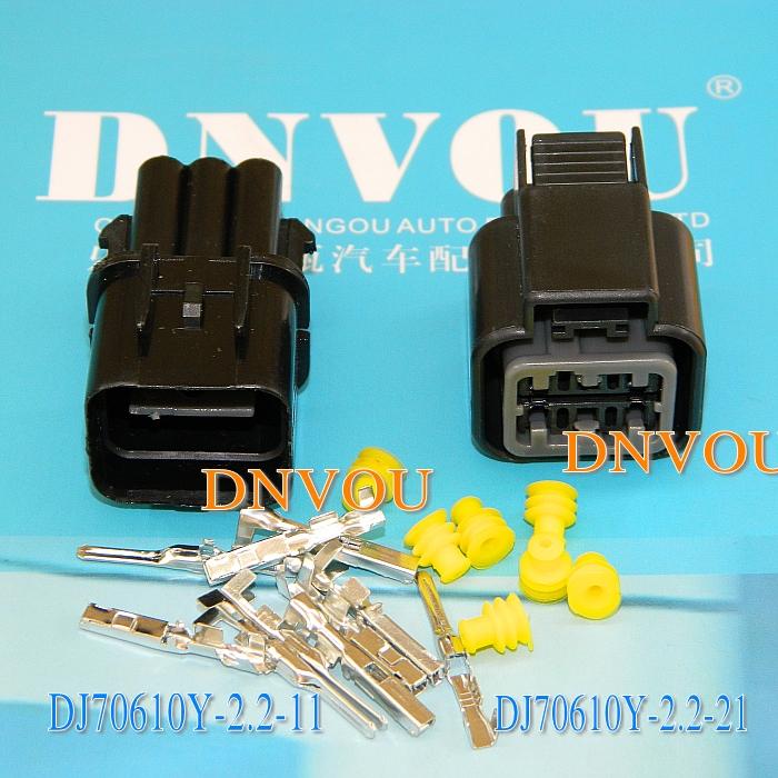 Modern KIA headlights cable elantra lamp base dj70610y-2.2(China (Mainland))