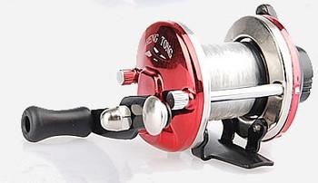 Baitcasting reel,ice fishing reel metal feet 3.6:1 fishing tackle drop shipping free shipping