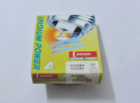 Hot sales free shipping!! DENSO POWER IRIDIUM spark plug  5352 IK20G, MADE IN JAPAN. 4PCS/LOT, accord, fit, civic, cr-v, city