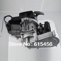 49CC Dirt Bike Pull Starter Engine Suit Mini Dirt Bike,Free Shipping