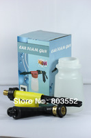 Foamaster II Foam Wash Gun, making foam with only garden hose, no need of power or gas
