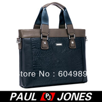 Free Shipping New Arrival PJ Men's Hot Fashion Polyurethane Shoulder Briefcase Business Bag Messenger Tote GZ300