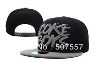 2013 Coke Boys  Snapback cap Men Basketball football Hip Pop ,  free Shipping