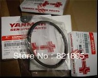 129002-22500 piston ring for  Yanmar 4TNE84 engine parts