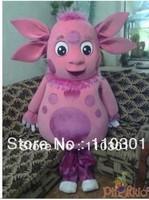Luntik Cartoon Adult Size HOT SALE Brand New Mascot Costume Fancy Dress Free Shipping