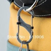 Nite Ize Slidelock Stainless Steel S-biner Double Gated Carabiner Multifunctional Buckle Keychain Keyring #2