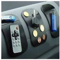 Universal car slip-resistant,car mat magic pad slip-resistant mobile phone pad,slip-resistant stickers mobile phone holder