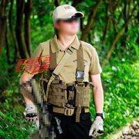 Outdoor men tactical gear military 800D nylon molle belly vest, army combat wargame cs waterproof 03088 vest freeship