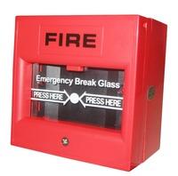 Manual Call Point | break glass button Fire Alarm