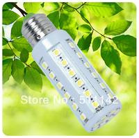 6W LED corn bulb, 44pcs SMD5050 chip, E27/B22/E14 socket, lumen 530lm, voltage AC200-240V, beam angle 360 degree, cheap price