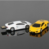 Famous car style metal USB flash drive 16gb 32gb memory disk USB pendrive