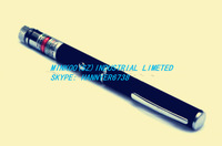 2 in 1 50mw green laser pointer pen with star head / laser kaleidoscope light