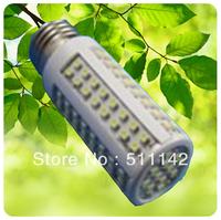 4.5W LED corn light, 108pcs SMD3528, E27/B22/E14 socket, lumen 378lm, voltage AC200-240V, beam angle 360 degree, cheap price