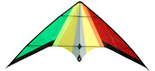 Best entry-level kite Stunt Kite 40D Nylon Kite 290g 3 Colors Free shipping