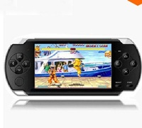 """Free Shipping 4GB 4.3"""" LCD Game MP3 MP4 MP5 PMP Player + Camera + TV out"""
