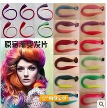 cheap neon hair extensions