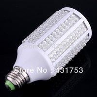 2014 Rushed Direct Selling 220v Ce Rohs ( Wholesale )263 Led E27 200-240v 1250lm Cool / Warm Corn Bulb Lighting Free Shipping