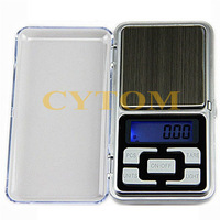 New 0.01g x 200g Digital Pocket Balance Weight Jewelry Scale