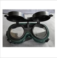Dual-use welding mirror protective glasses welding glasses safety goggles