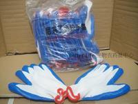Glue gloves spindled glue slip-resistant gloves slip-resistant gloves safety gloves nitrile gloves