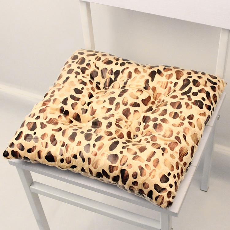 Plush cushion office cushion leopard print dining chair  : Plush cushion office cushion leopard print dining chair pad sofa cushion cute cushion yd105 from www.aliexpress.com size 750 x 750 jpeg 206kB
