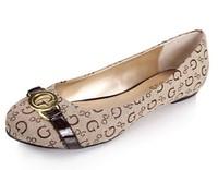Women's shoes gu s plus size spring flats 41 - 43 flat 40 42