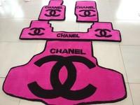 Free Shipping Hot Infiniti fx35 fx50 ex25 g37 car mats pink thickening wool carpet