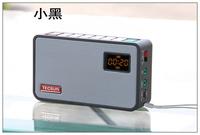 Free shipping high quality  tecsun ICR-100 new product FM radio TF SD card speaker
