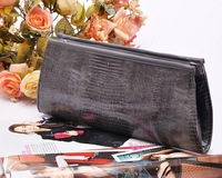 Free shipping Silver masklike  evening bag  clutch bag  women's handbag