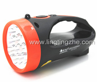 Led charge searchlight led light portable hand lamp led flashlight emergency light