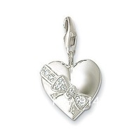 Bow  Heart Pendants point resin flatback rhinestone alloy charms key charm jewelry making sideways cross 200pcs/lot