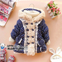 Куртка для девочек RV] 5pcs/lot Korean Girls autumn jacket dot bow laciness patchwork cardigan Baby Girl knitwear knitted sweater shirt outwear