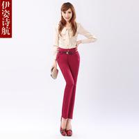 2013 slim fashionable casual pencil pants
