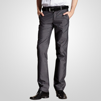 2013 skinny pants casual pants trousers male commercial men's trousers