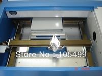 china power 40W laser cnc router for stamp free shipping