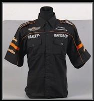 C082 F1 automobile  race motorcade car Team racing clothing short-sleeve shirt T-shirt cotta T-shirts