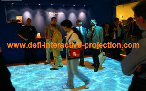 and lowest price interactive floor projection system,indoor interactive floor china supplier
