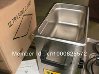 Free shipping factory direct steel heating Ultrasonic Cleaner LTA-23HT 3000mL