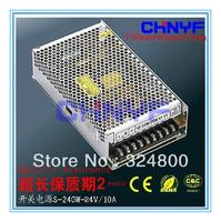 HIGH quality  S-240-12 AC110v/220V-DC12V/20A 240W led Direct-current switching power supply Transformer