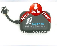 2013New  Mini GSM GPRS GPS Network Auto Vehicle Motorcycle Bike Monitor Tracker free shipping
