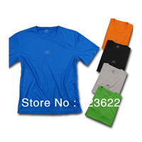 Men quick dry shirt soft outdoor T shirt  nice looking Sweat absorption dress for men CA1-C616